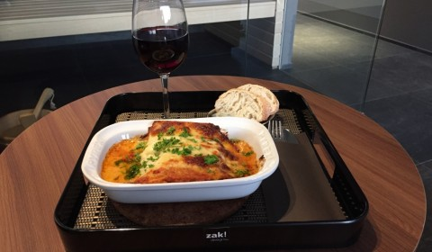 Lasagne-arrangement